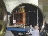 CBNT-1 undergoing pre-launch tests