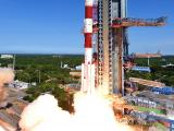 PSLV-C34 Take Off - View 3