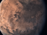 Mars full disc image from MOM