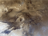 Kasei Valles image - Latest Image of Mars taken by MCC