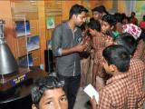 Glimpses of Open house at Space Museum