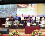 Handing over a memento to Hon'ble Minister by Shri S Somanath, Director, LPSC