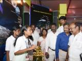 Shri A Vijayakumar, MP visited Space Expo on October 09, 2017