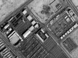 Dalla Driving Academy area, Qatar. High resolution Panchromatic Image, acquired on 28-Dec-2019