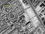 Palm City area, Qatar. High resolution Panchromatic Image, acquired on 28-Dec-2019