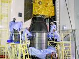 IRNSS-1I Spacecraft is being Integrated with PSLV-C41