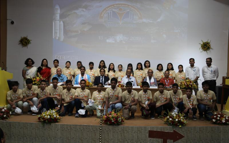 Participants of YUVIKA-2019 at NESAC