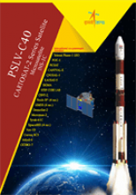 PSLV-C40 Brochure Coverpage