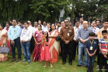 72nd Independence Day Celebrations at ISRO HQ
