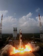 PSLV-C25 Lift Off