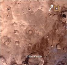 Henry Crater -image from MCC