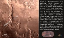Image from Mars
