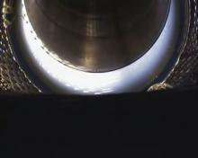 Video from onboard camera of GSLV-F05