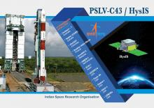 PSLV-C43 / HysIS Mission Curtain raiser video (English)