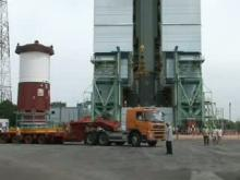 PSLV-C18 Stage-1 -video