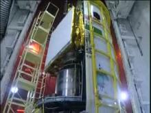 RISAT-1 Integration  to Launcher -video
