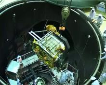 Mars Orbiter Spacecraft Testing and Integration - Video