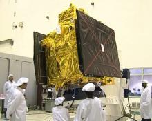 GSAT-12-Fuelling, Integration and Heat Shield Assembly - video