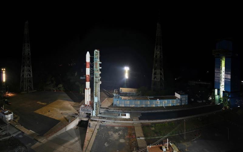 PSLV-C41 Successfully Launches IRNSS-1I