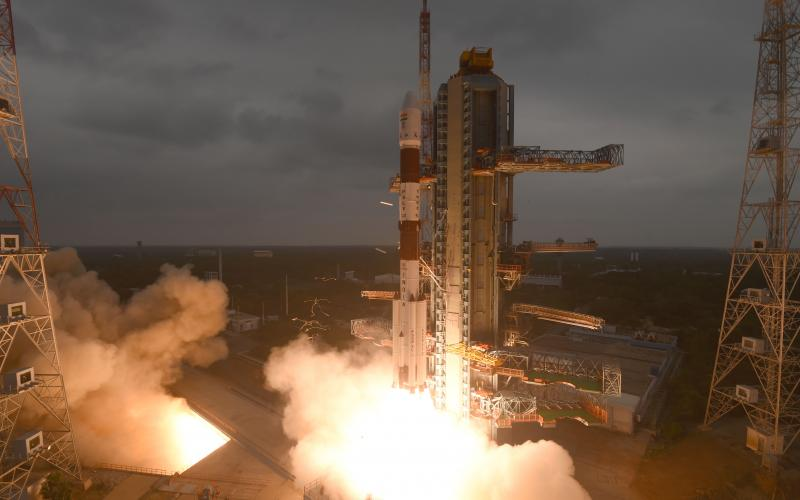 PSLV-C47 successfully launches Cartosat-3 and 13 commercial nanosatellites