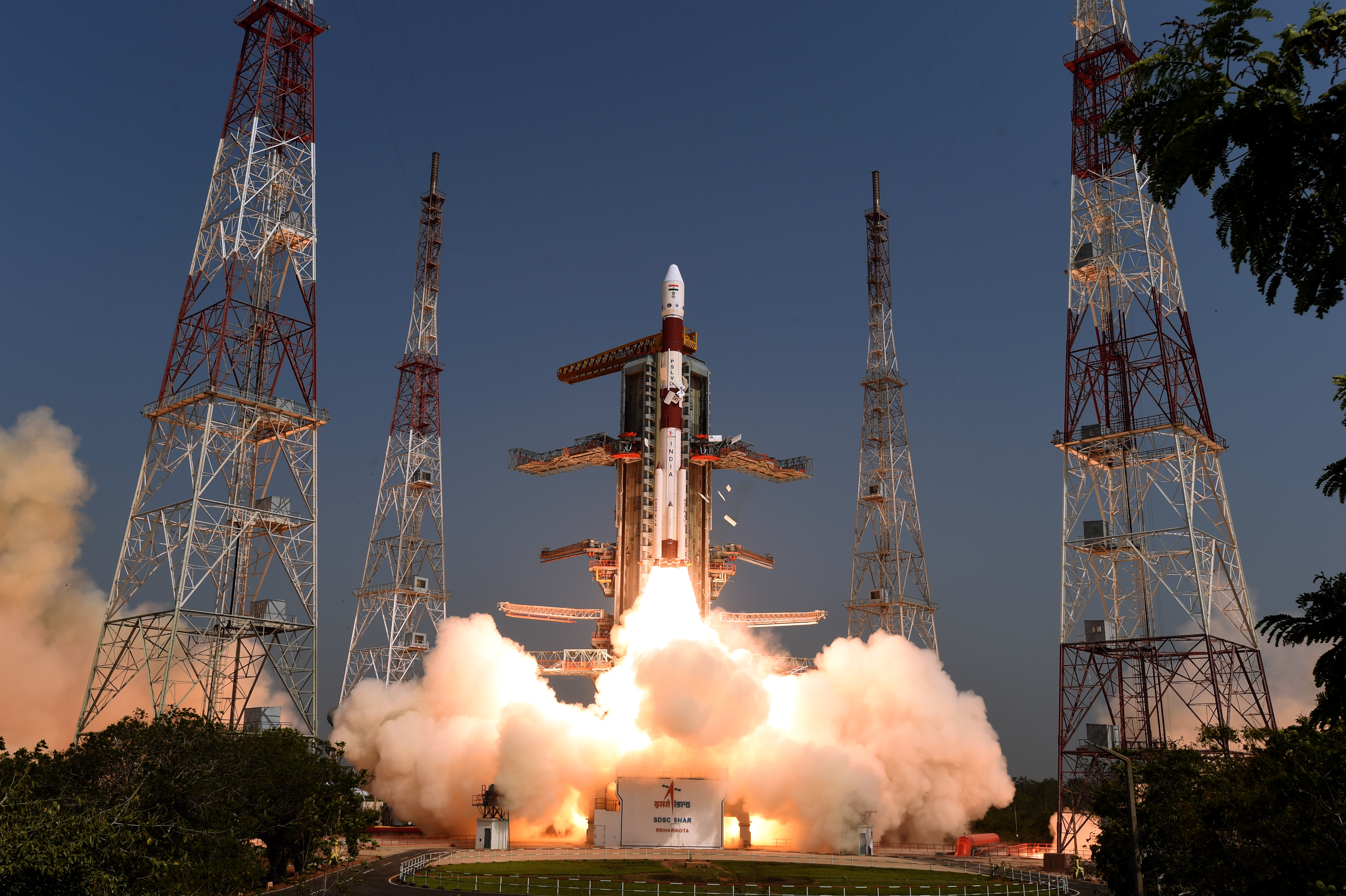 ISRO's Timeline from 1960s to Today - ISRO